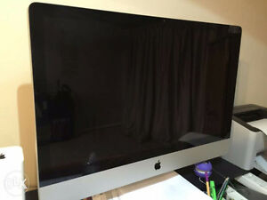 """27"""" imac in great condition"""