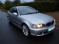 2004 BMW 3 Series 3.0 330Cd SE 2dr