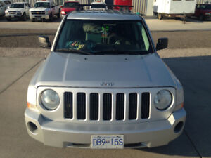 2008 Jeep Patriot North Edition 4WD SUV 2.4L CVT