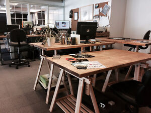 Coworking Space - Drop In and Permanent Desks Available