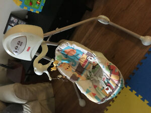 Fisher Price 2-Way Baby Swing