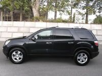 2012 GMC Acadia SLE All Wheel Drive, Super clean, winter ready!