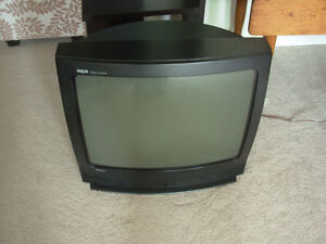 "Fully functional colour TV 27"" RCA"