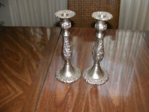Taper Candle Stick Holders Halloween