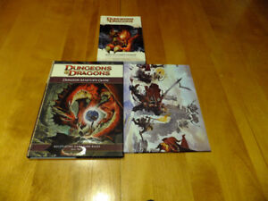 Dungeons and Dragons Dungeon master Bundle