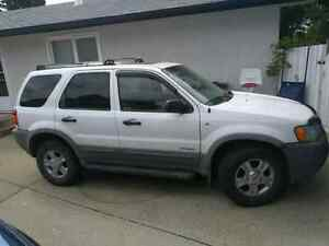 2002 Ford Escape XLT V6