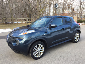 2013 Nissan Juke SL AWD SUV - Loaded!