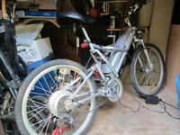 EMT SIS shimano Electric Bike