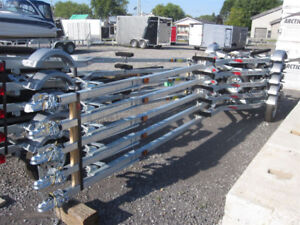 Boat show Specials 12' 14 to 16' GALVANIZED BOAT TRAILER