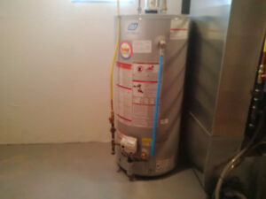 50L hot water tank - barely used