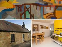 Last minute July holiday rental in beautiful cottage sleeps 5 in Lossiemouth Moray was 575 now 395
