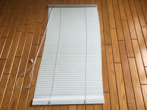 Custom blinds/ from Gale's Draperies