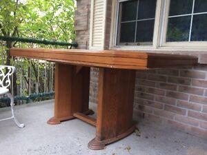 Dining Table Hardwood  Kingston Kingston Area image 3