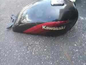 1984 Kawasaki KZ 550 LTD PARTS Kitchener / Waterloo Kitchener Area image 2