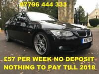 £244.26 PER MONTH 2012 BMW 320d 2.0TDd Sport Plus DIESEL MASSIVE SPEC NAV !