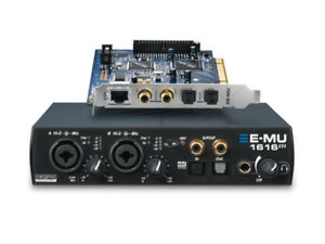 Audio Interface E-MU 1616m PCI