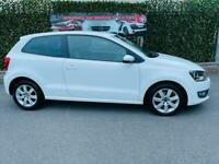 2011 Volkswagen Polo 1.2 60 Match 3dr HATCHBACK Petrol Manual