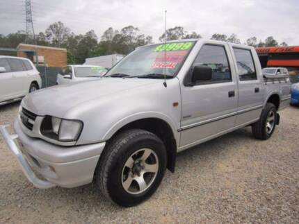 2000 Holden Rodeo Ute Daisy Hill Logan Area Preview