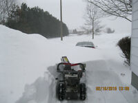 Craftsman 10 hp  28in Snowblower for Sale
