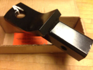 Genuine Toyota Accessories PT228-89445 Ball Mount Trailer Hitch