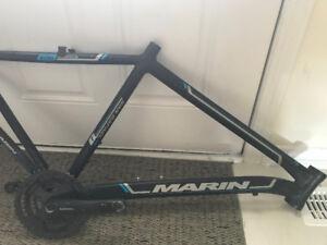 Marin San Rafael Bike Frame