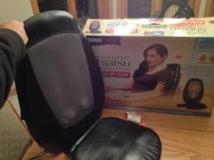 Obusforme Coussin de massage Shiatsu avec chaleur, bon état