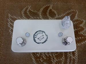Lovepedal White Tchula Pedal