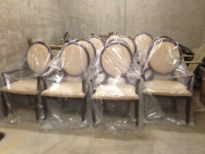 Dining Room Chairs {13 chairs for $600. Total }
