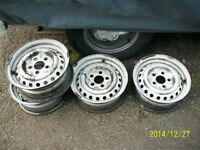 VW rims 1971 very good condition