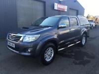 * SOLD * 2014 Toyota Hilux Invincibe 3.0D-4D Double Cab 4x4 Diesel Pickup *24k*