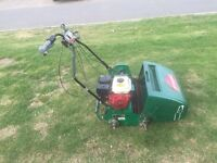 ransom super certes 61 bowling green or cricket pitch mower in really good condition runs fine £450