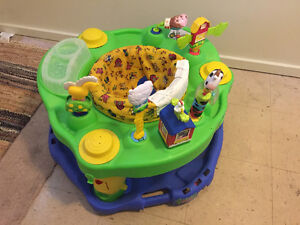 Fisher price swing and saucer