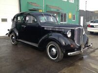 WOW* ALCAPONE CAR * BROTHER 1939 * SHOWROOM *