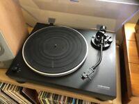 Audio Technica AT LP5 turntable