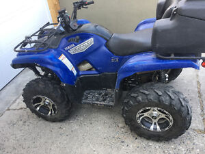 **2008 Yamaha grizzly 700**