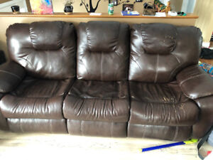 Couch n recliners