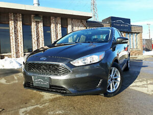 2015 FORD FOCUS BACK UP CAMERA BLUETOOTH HEATED STEERING WHEEL
