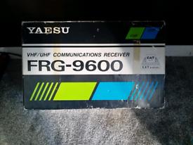 Yeasu nrd 9600 uhf vhf reciver
