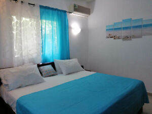 Beachfront 1 BDRM Condo in Las Terrenas, Samana Dom. Republic