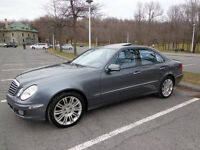2007 Mercedes-Benz E-350 4Matic. Sedan.Car Is In Very Good Cond.