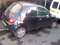 53reg Ford KA, CHEAP ! only £225 for quick sale, good body.