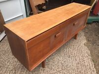 Retro teak 1970's White&Newton sideboard