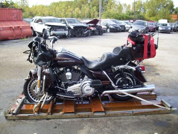 Used 2011 Harley-Davidson Touring