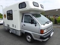 Toyota Liteace 6 Berth, Coachbuilt Camper Van MPV for sale Ref: 12011