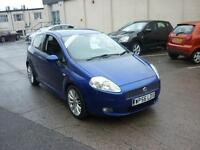 2007 Fiat Grande Punto 1.9 Multijet 130 Sporting Finance Available