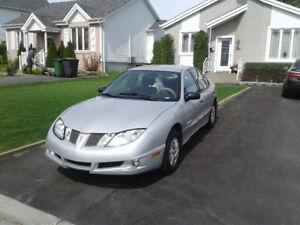 AUTOMOBILE PONTIAC SUNFIRE 2003 A VENDRE