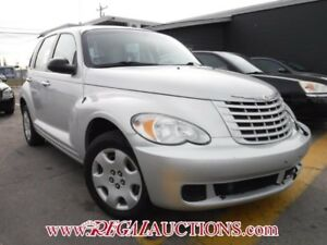 2009 CHRYSLER PT CRUISER  4D HATCHBACK