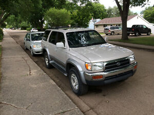 1997 Toyota 4Runner Limited SUV, Crossover