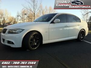 2009 BMW 3 Series 335xi 6 SPEED ONE OWNER !!!  TWIN TURBO 6 SPEE