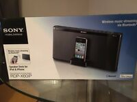 Sony wireless speaker / docking station